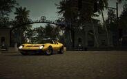 CarRelease Lamborghini Miura SV Yellow 2