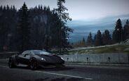 CarRelease Lamborghini Sesto Elemento Carbon Fibre Grey 2