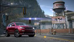 CarRelease Jeep Grand Cherokee SRT Red