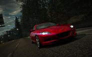CarRelease Mazda RX-8 (2006) Red 3