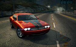 CarRelease Dodge Challenger Concept Orange