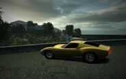 CarRelease Lamborghini Miura SV Yellow 3