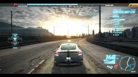 "NFS World - Sprint ""Bristol & Diamond"" - Single Player - 31"