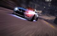 CarRelease BMW M3 GTS Cop Edition 2
