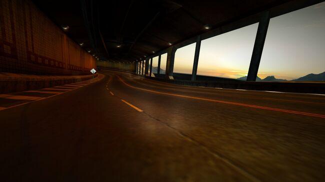 Verona tunnel