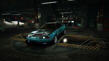 Garage Nissan Skyline GT-R R32 B-Spec