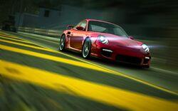CarRelease Porsche 911 GT2 (997) Red