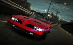CarRelease Pontiac Firebird Formula Red