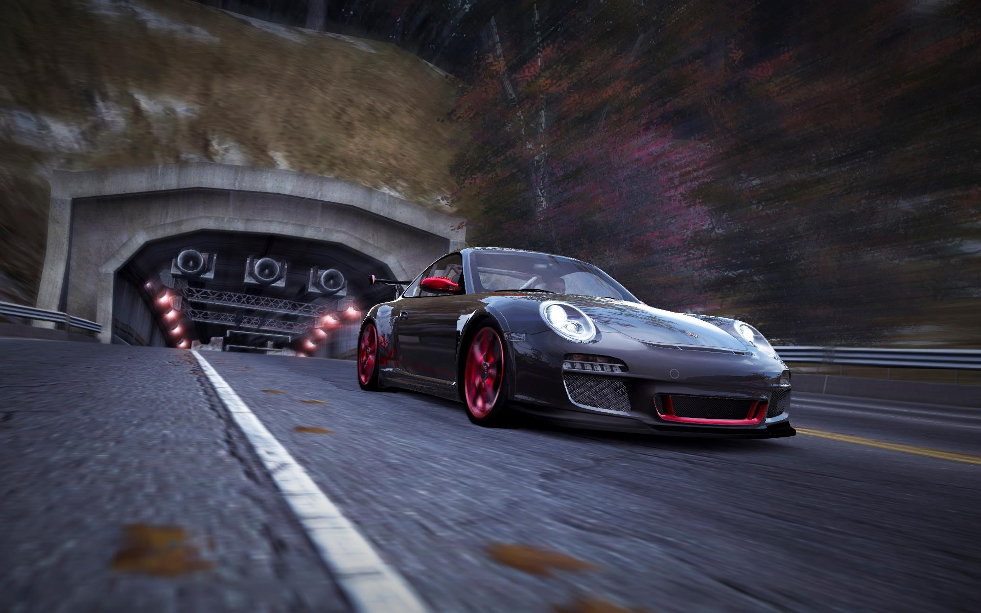 image carrelease porsche 911 gt3 rs 997 mk2 grey. Black Bedroom Furniture Sets. Home Design Ideas
