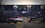 CarRelease Pontiac GTO '65 Red Juggernaut 4