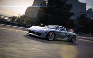 CarRelease Porsche Carrera GT Silver 3