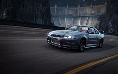 Nissan Skyline GT-R R34 NISMO Z-Tune