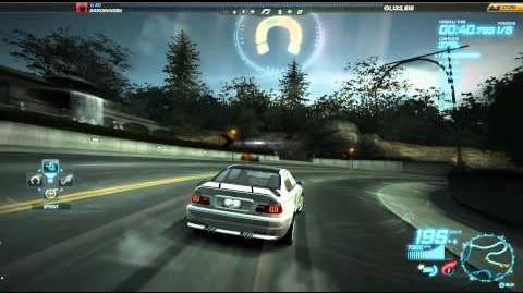 "NFS World - Sprint ""York Road"" - Single Player - 43"