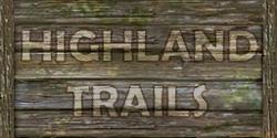 Highland Trails Sign