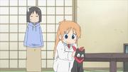 Sakamoto gets scarf ep3