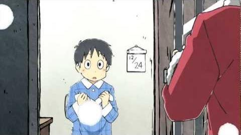 Nichijou 22 - Merry Christmas