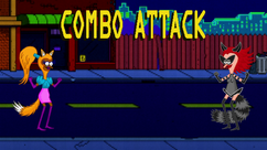 Combo Attack