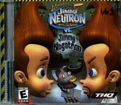Jimyy neutron strong