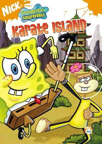 File:SpongeBob DVD - Karate Island.jpg