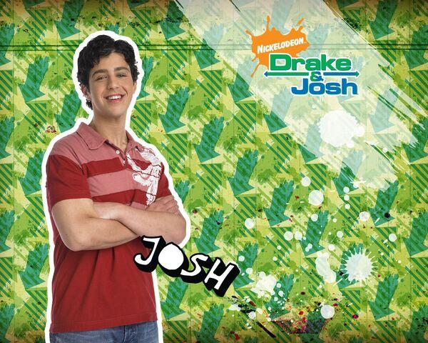 File:Drake & Josh Josh Wallpaper.jpg