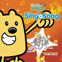 Wow! Wow! Wubbzy! Sing a Song CD