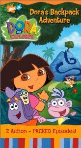 File:Dora the Explorer Dora's Backpack Adventure VHS.jpg