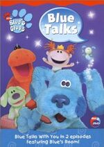 Blue's Clues Blue Talks DVD