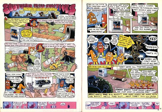 File:Nickelodeon Magazine comic November 1998 Southern Fried Fugitives.jpg
