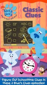 File:Blue's Clues Classic Clues VHS.jpg