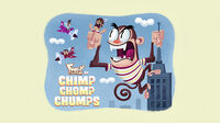 Chimp Chomp Chumps