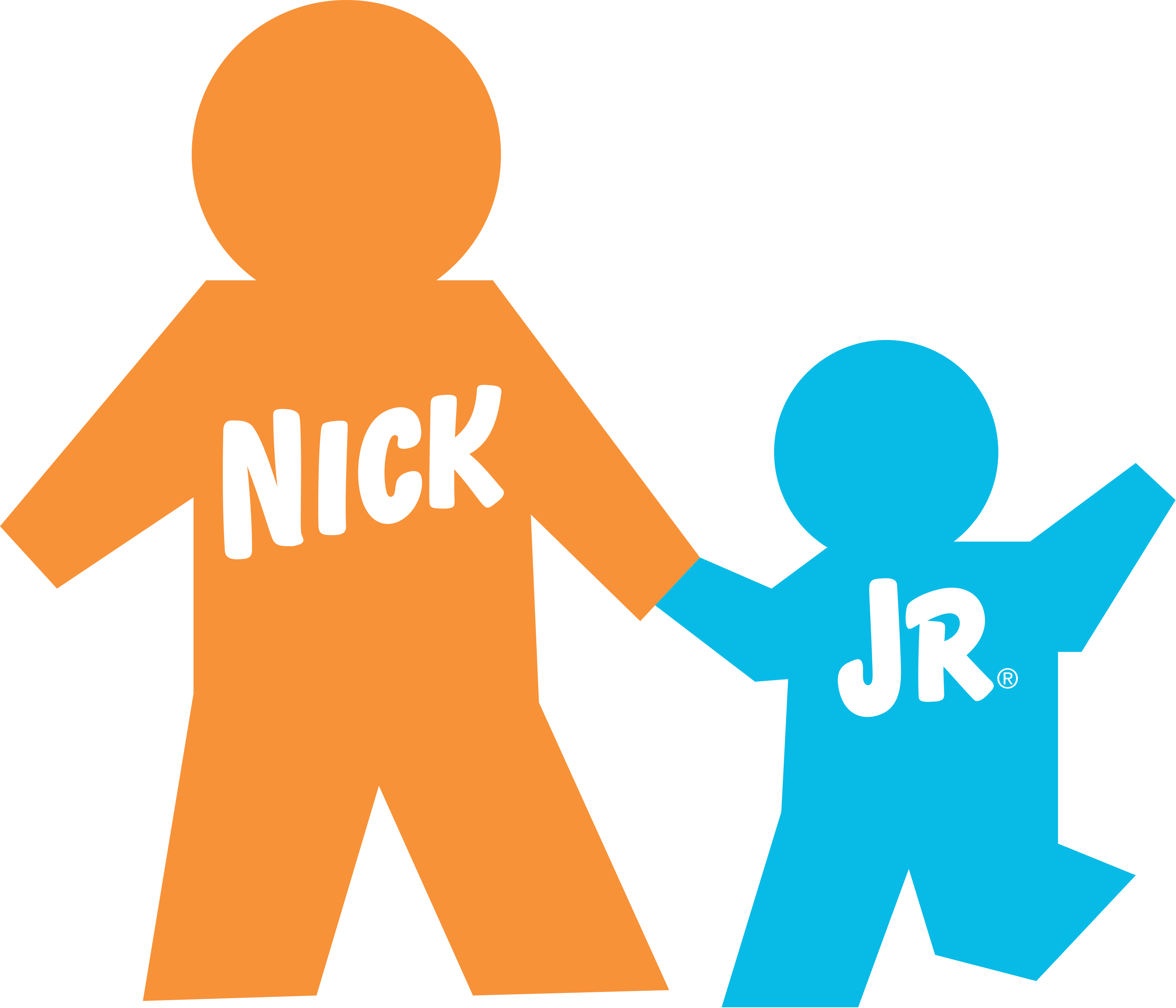 Avatar Movie Logo: Image - Nick Jr. OLd Logo.png