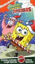 SpongeBobVHS Christmas