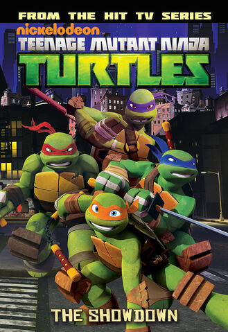 File:Teenage Mutant Ninja Turtles The Showdown Book.jpg