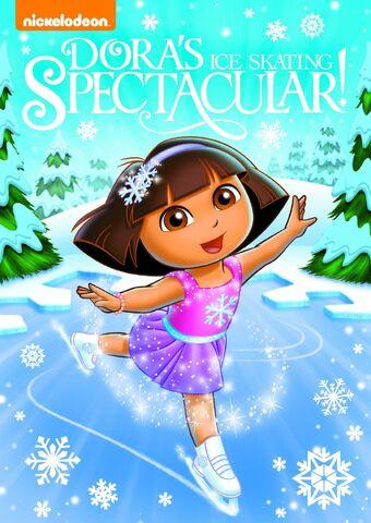 File:Dora the Explorer Dora's Ice Skating Spectacular DVD.jpg