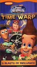 JimmyNeutron TimeWarp VHS