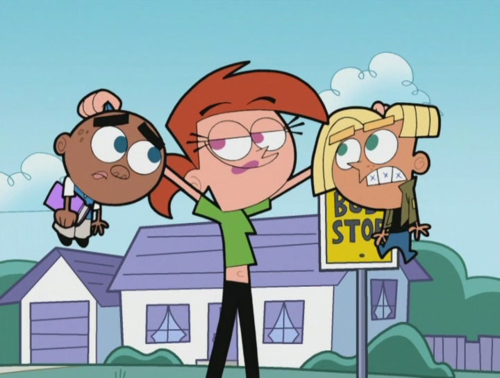File:Vicky with Chester and AJ.png