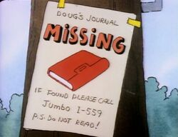 Doug's Runaway Journal
