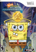 SpongeBobAtlantisSquarePantisWii