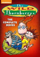 The Wild Thornberrys Complete Series DVD