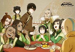 Avatar- The Last Airbender characters