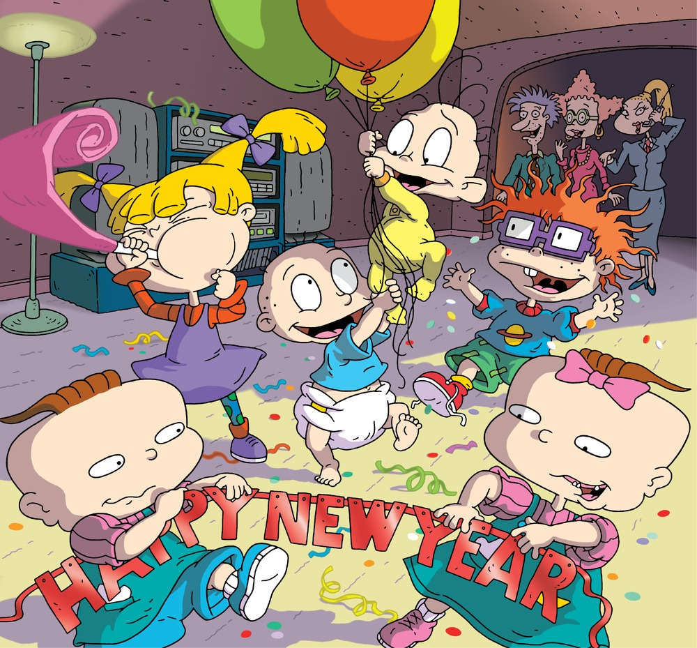 Rugrats Dog Life: Image - Rugrats Happy New Year.jpg