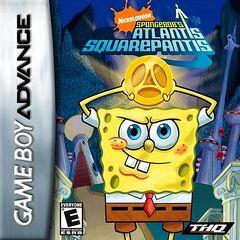 SpongeBobAtlantisSquarePantisGBA