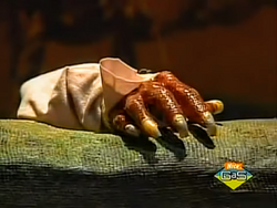 Shriveled Hand of Efoua