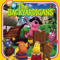 The Backyardigans CD