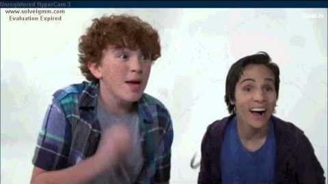 Monkey Quest TV Commercial (Burping Monkey)
