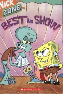 Best in Show (SpongeBob book)