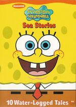 SpongeBob DVD - Sea stories