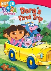File:Dora the Explorer Dora's First Trip DVD.jpg