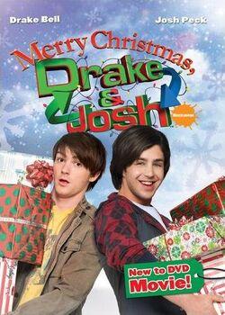 Drake & Josh DVD = Merry Christmas