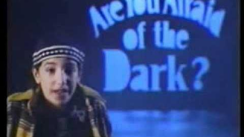 Are You Afraid of the Dark Promo- Virtual Pets (1999)